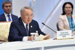 Первый президент Казахстана - Елбасы - Нурсултан Назарбаев