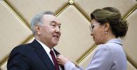 Нурсултану Назарбаеву присвоен статус «Почетный сенатор»