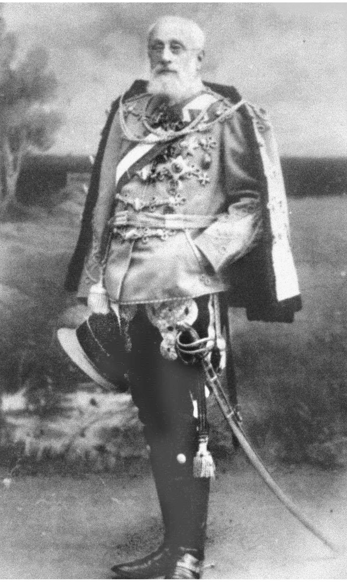 Пушкин А.А., сын поэта, дед Н.Е. Воронцовой