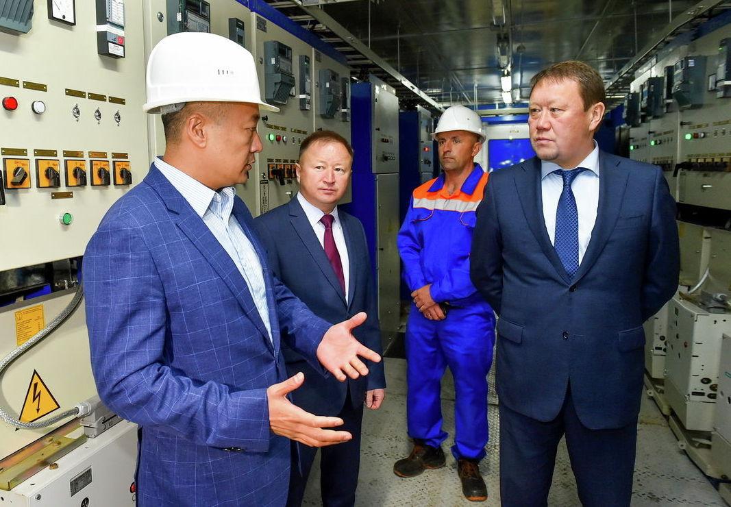 Аким Северо-казахстанской области Кумар Аксакалов: следующий шаг развития проекта - строительство обогатительного комбината