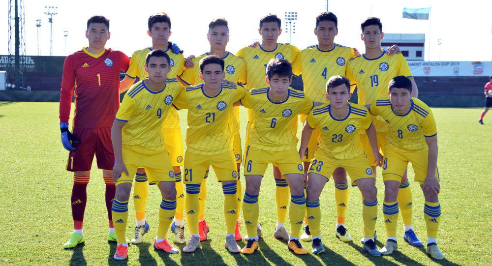 Молодежная сборная Казахстана по футболу на ЕВРО 2021