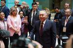 Нурсултан Назарбаев проголосовал на выборах президента Казахстана