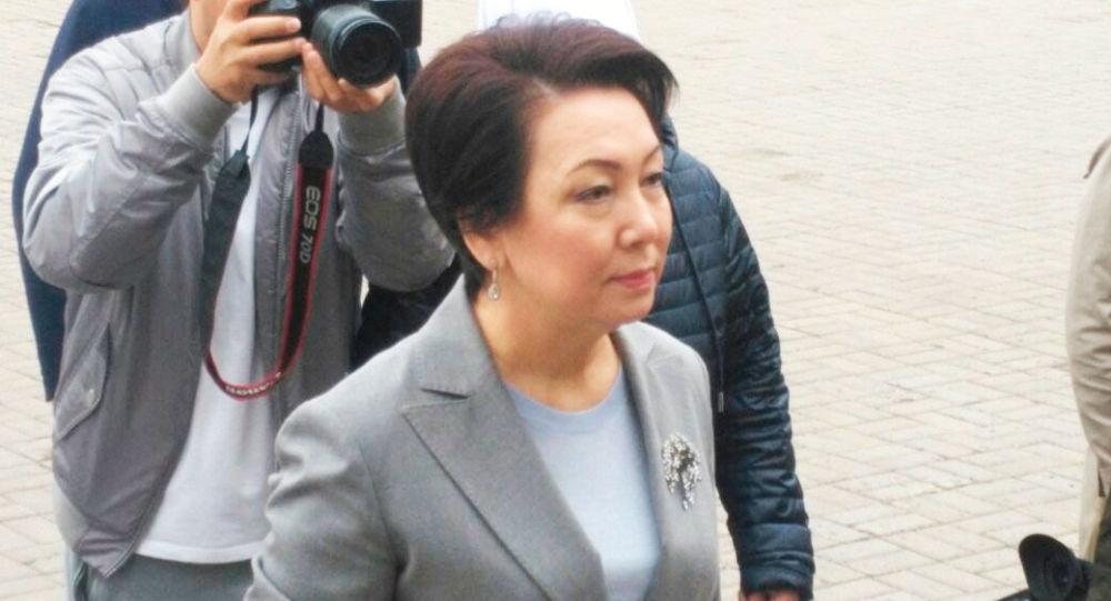 Президенттікке кандидат Дания Еспаева