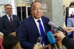 Кандидат в президенты Тоулетай Рахимбеков проголосовал на выборах