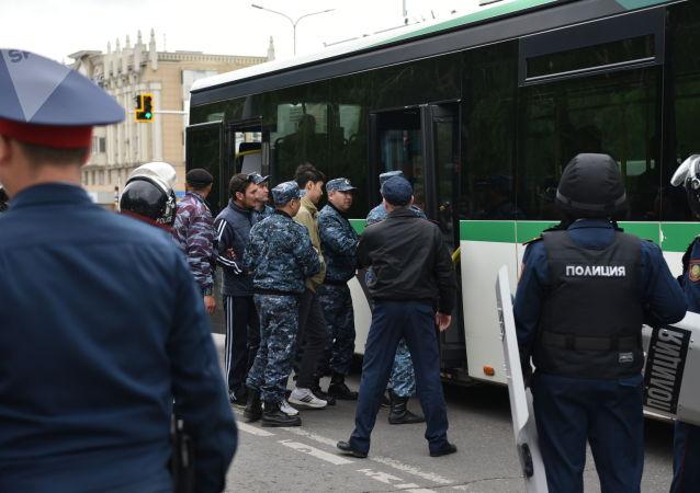 Спецсредства в отношении митингующих не применялись - Генпрокуратура