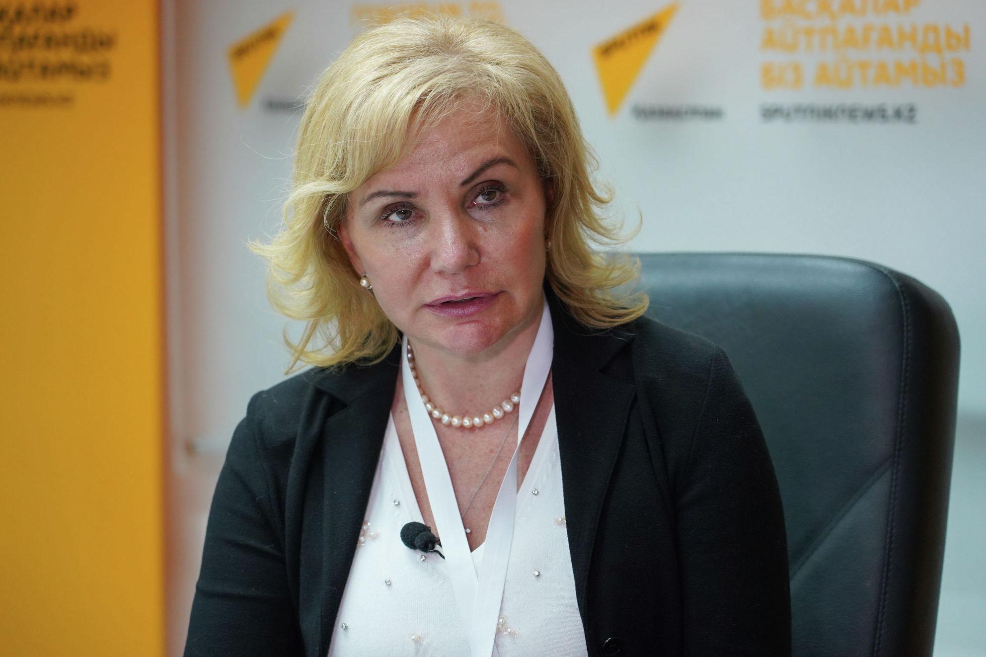 Екатерина Голоулина, заместитель директора МИМРД МПА СНГ