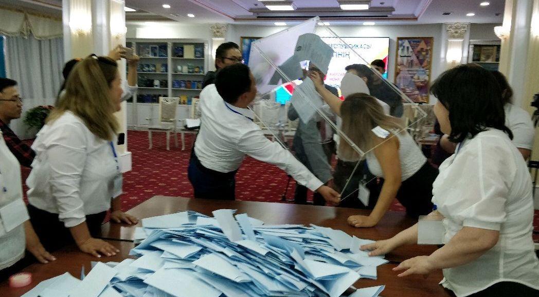 Выборы президента Казахстана - 2019