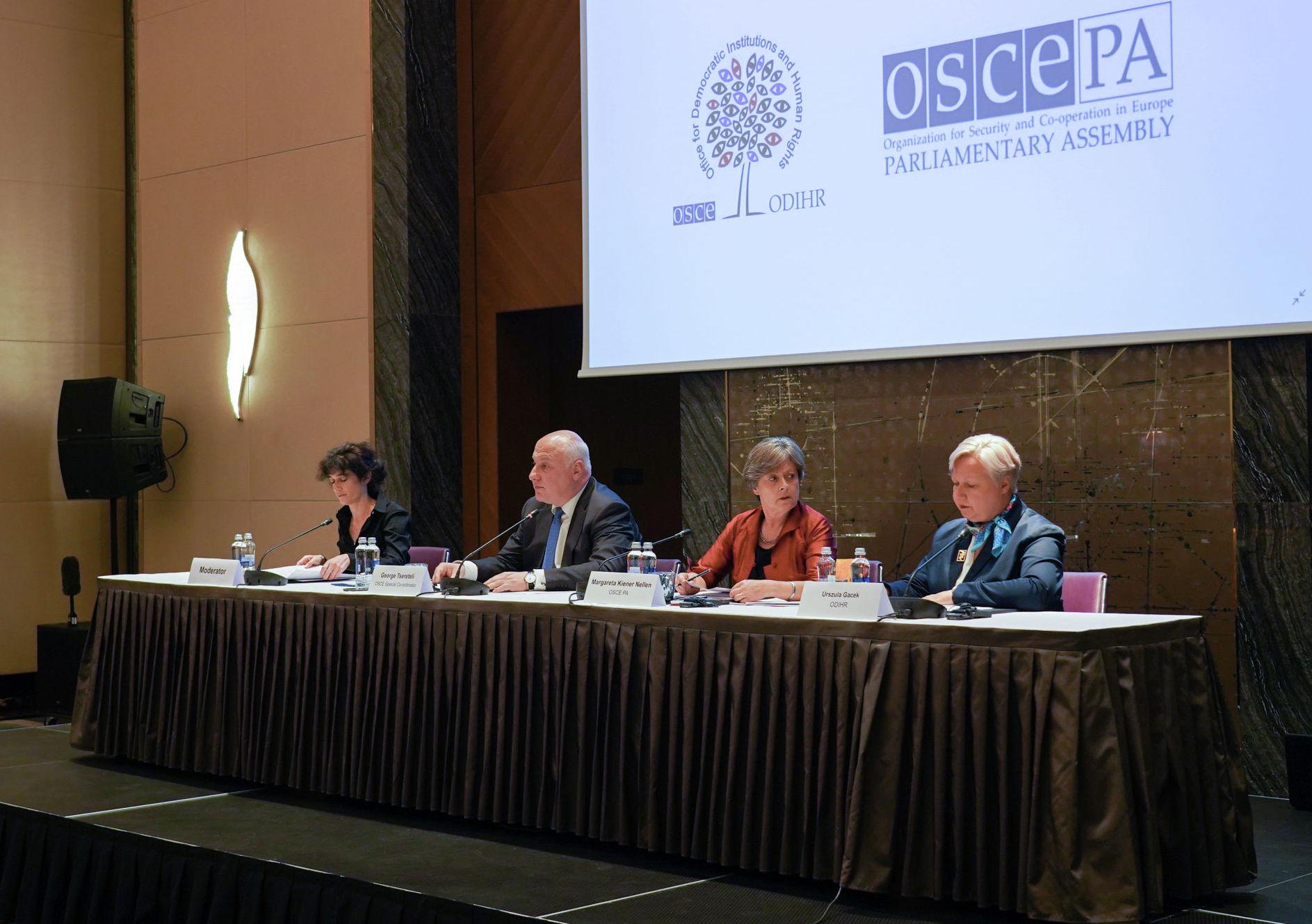 Миссия наблюдателей Организации по безопасности и сотрудничеству в Европе в составе Бюро по Демократическим Институтам и Правам Человека (БДИПЧ) ОБСЕ и Парламентской Ассамблеи ОБСЕ (ПА ОБСЕ) сделала заявление по итогам президентских выборов в Казахстане