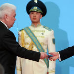 Инаугурация президента Казахстана Нурсултана Назарбаева 2011 год