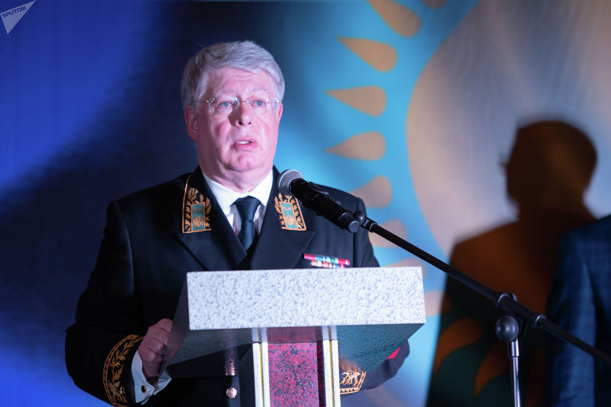 Бородавкин Алексей, чрезвычайный и полномочный посол Российской Федерации в Республике Казахстан