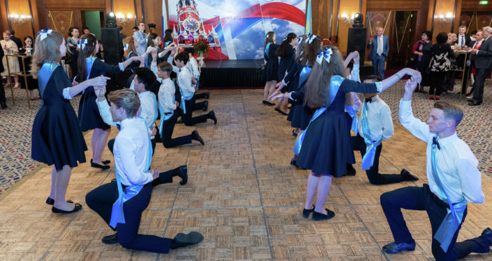 Консульский прием в честь Дня России в Алматы