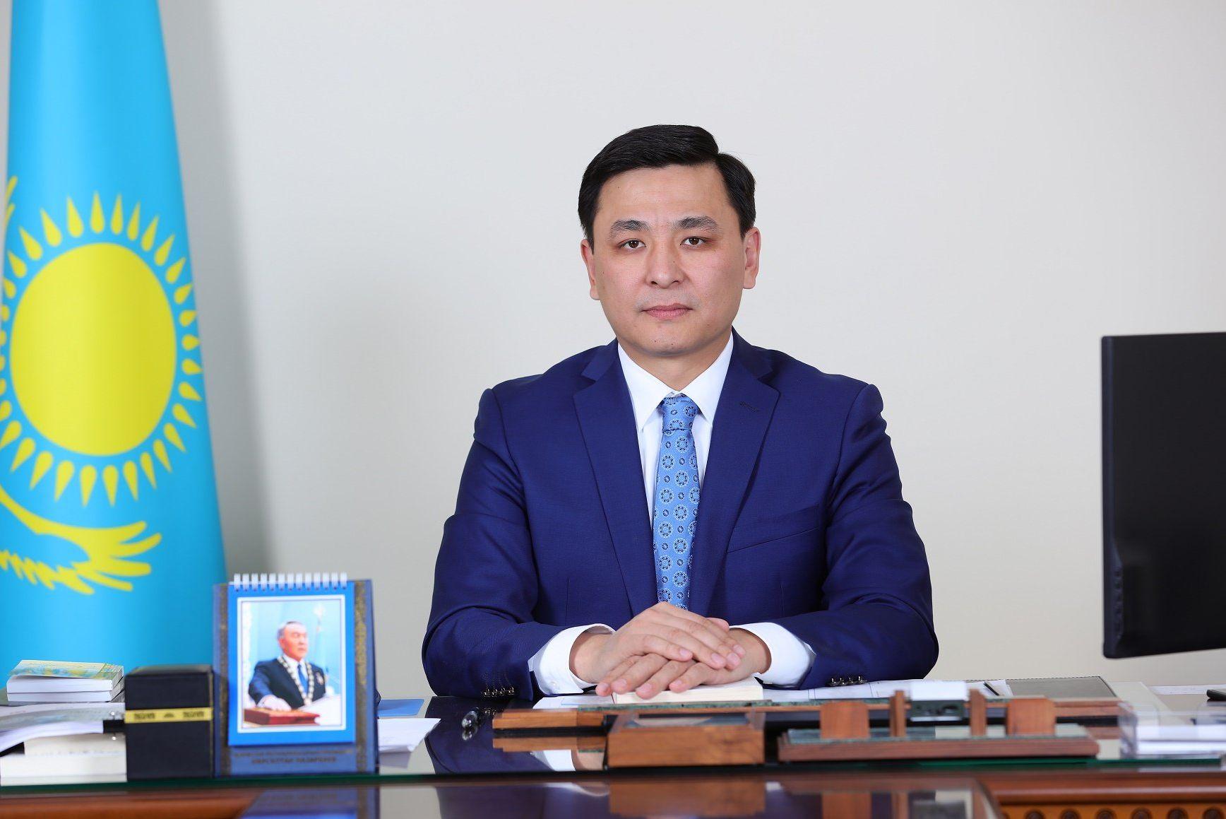 Аким ЗКО Алтай Кульгинов