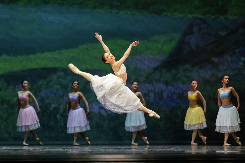 Третий международный балетный фестиваль Eurasian Dance Festival проходит в казахстанской столице