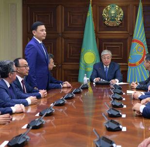 Қасым-Жомарт Тоқаев Нұр-Сұлтан қаласының активімен кездесті