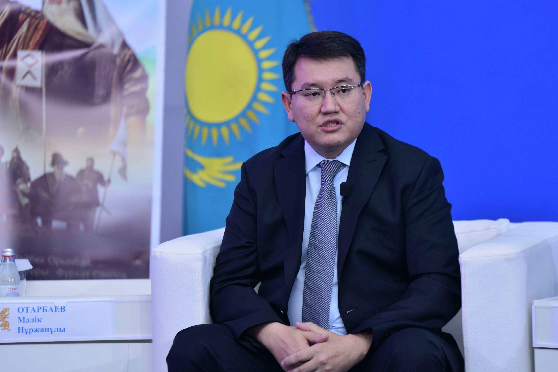 Малик Отарбаев, заместитель акима Туркестанской области, рассказал о программе празднования дня рождения региона