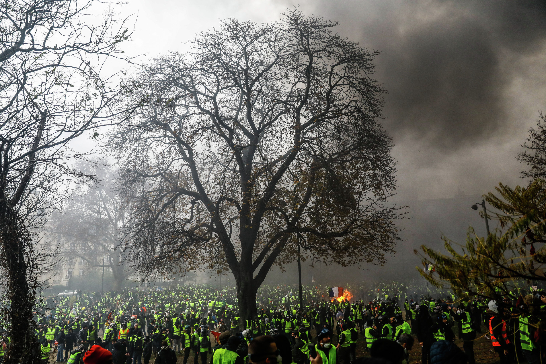 Самир Аль-Думи, Франция, От одного конфликта к другому, Главные новости/Одиночные фотографии
