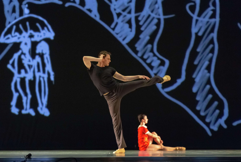 Участники программы Dance, dance, dance международного фестиваля балета Eurasian Dance Festival в Нур-