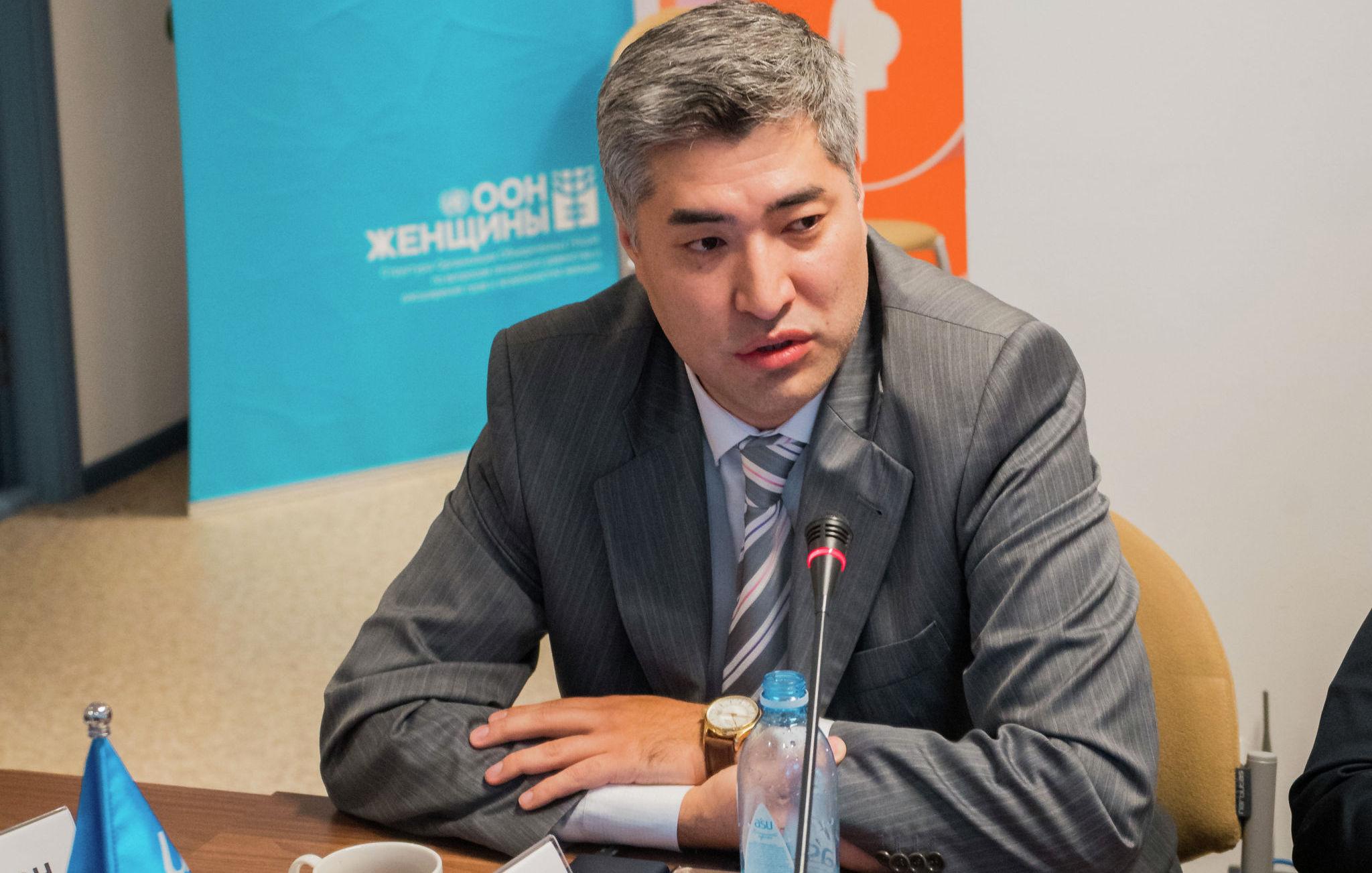 Юрист Медет Усеров: Я позитивный папа