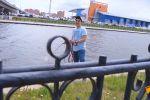 Магнитная рыбалка: астанчанин ищет сокровища в центре города