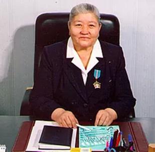 Марзия Турлыханова