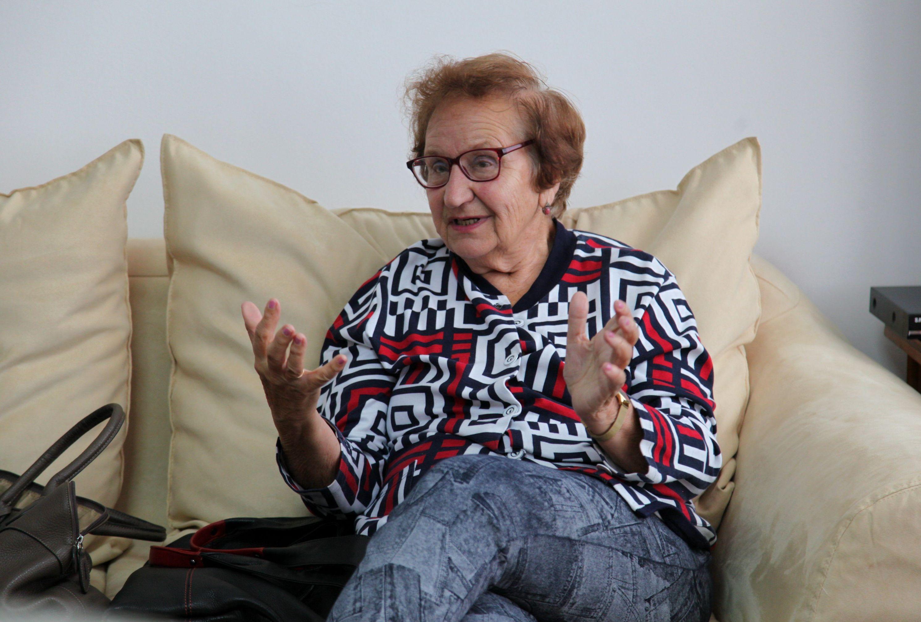 Музыковед, доктор искусствоведения, профессор Московской консерватории Елена Борисовна Долинская