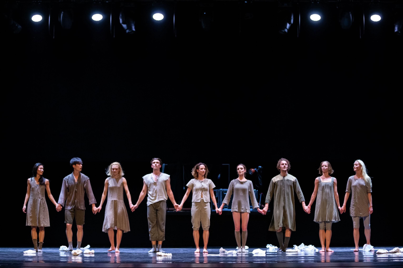 Пражский Национальный театр на фестивале Eurasian Dance Festival с камерной программой Славянский темперамент