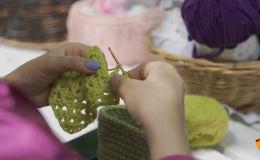Фестиваль вязания в столице