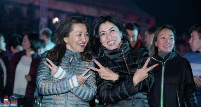 Довольные гости фестиваля Star of Asia