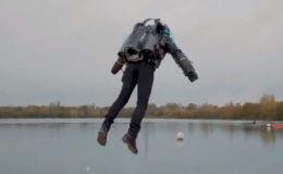 Создание костюма Железного человека - видео