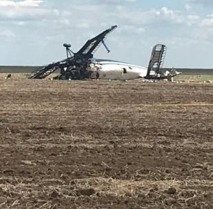 Разбитый Ан-2