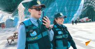На охрану отдыхающих: Как работает турполиция в Казахстане