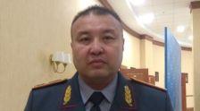 Заместитель председателя национальной безопасности, директор пограничной службы Дархан Дильманов