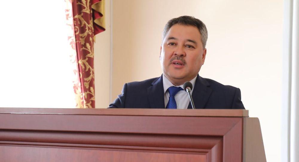 Аким г. Актобе Мавр Ергалиевич Абдуллин
