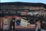 Здания разрушены, город эвакуирован: последствия взрывов в Арыси - видео