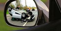 Дорожная авария, иллюстративное фото