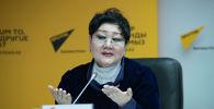 Председатель правления Коалиции за зеленую экономику и развитие G-Global Салтанат Рахимбекова