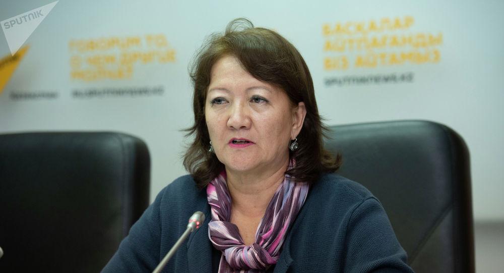 Лязат Аскарова