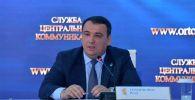 Секретарь партии Nur Otan Илья Теренченко