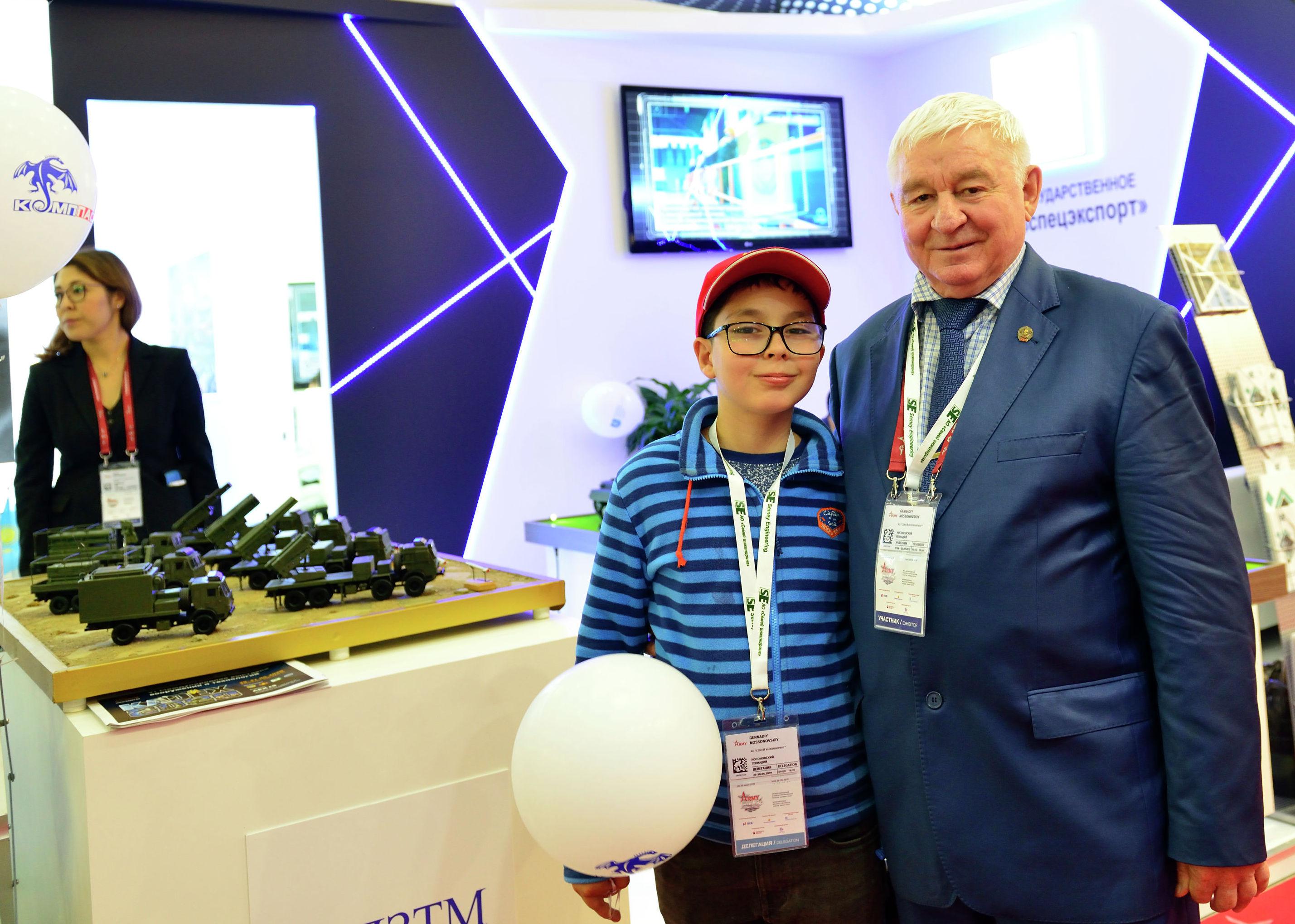 Директор представительства АО «Семей инжиниринг» Геннадий Носоновский