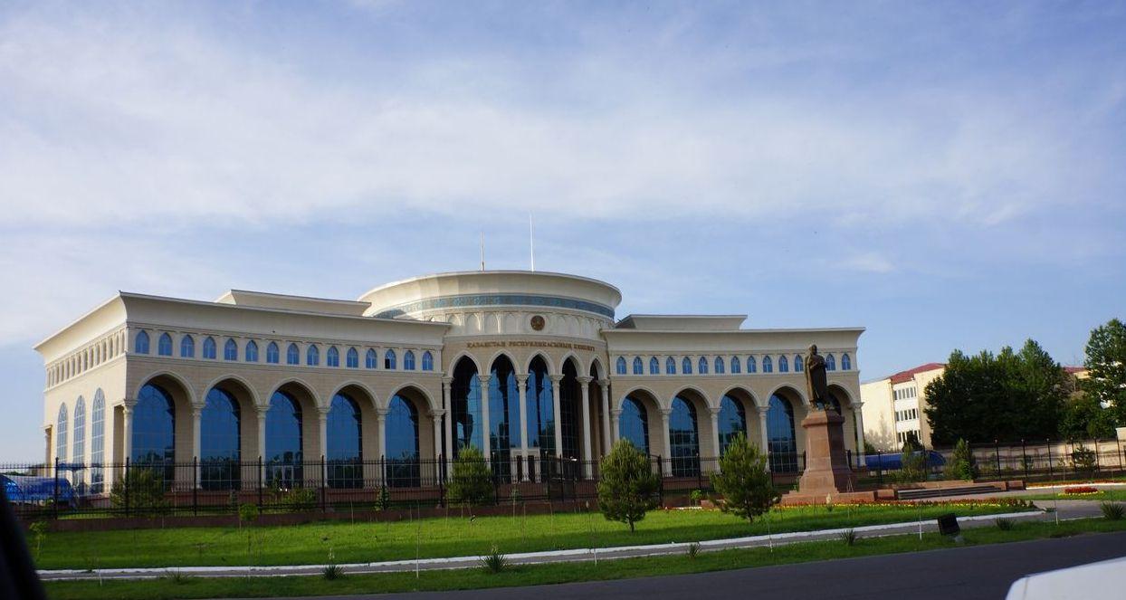 Посольство Казахстана в Ташкенте