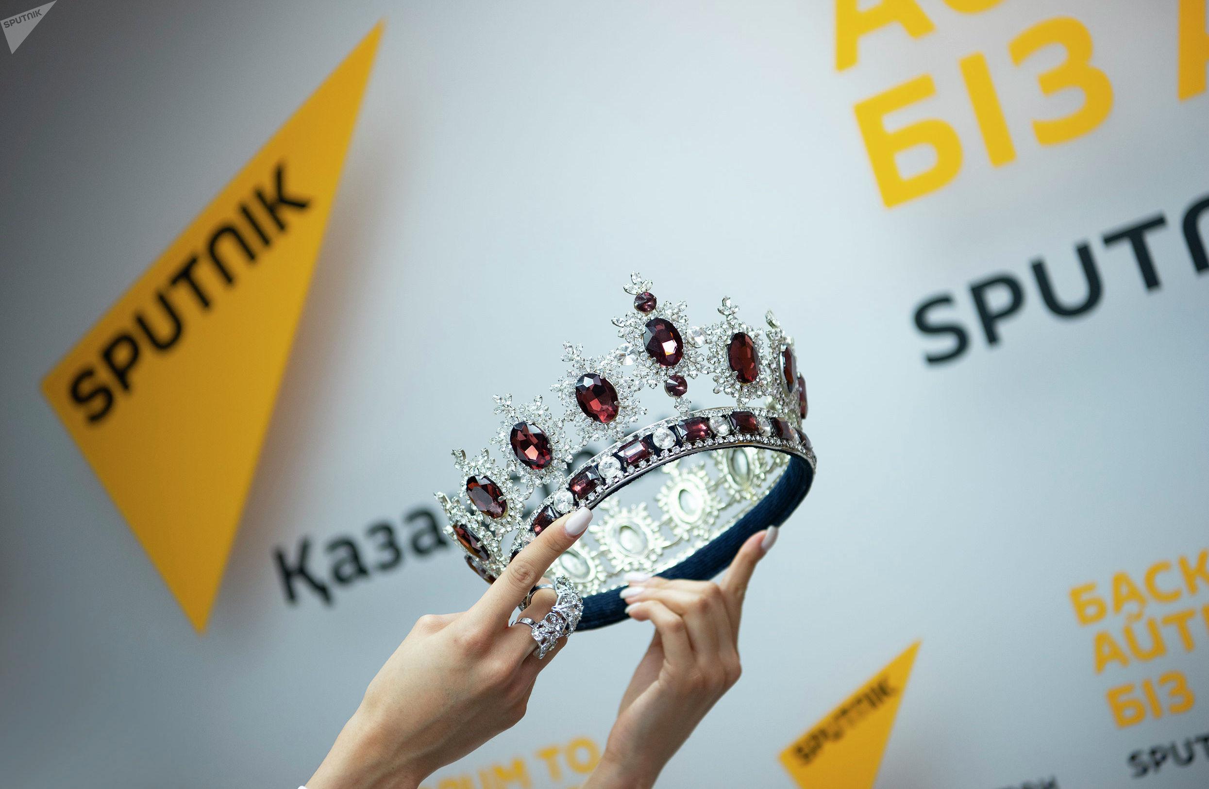 Корона Мисс Казахстана