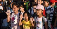Арыстық 340 оқушы жазғы лагерге кетті