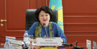 Министр культуры и спорта Казахстана Актоты Раимкулова