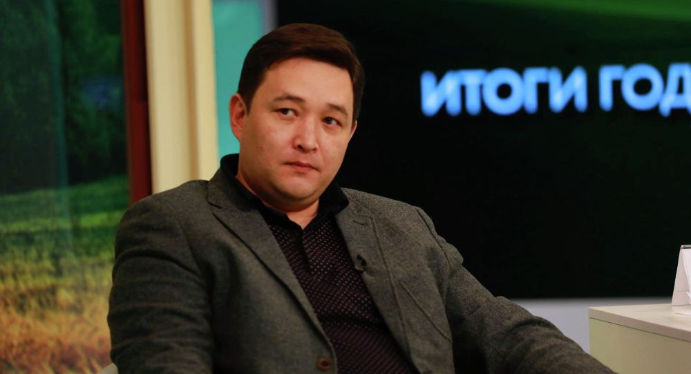 Советник акима Туркестанской области Сакен Калкаманов