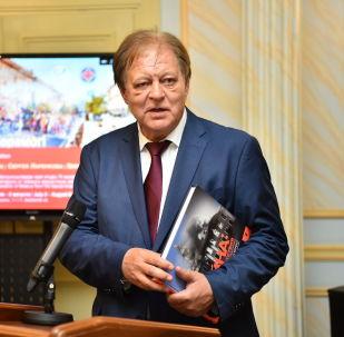 Нұр-Сұлтандағы Ресейдің ғылым және мәдениет орталығы директоры Константин Воробьев