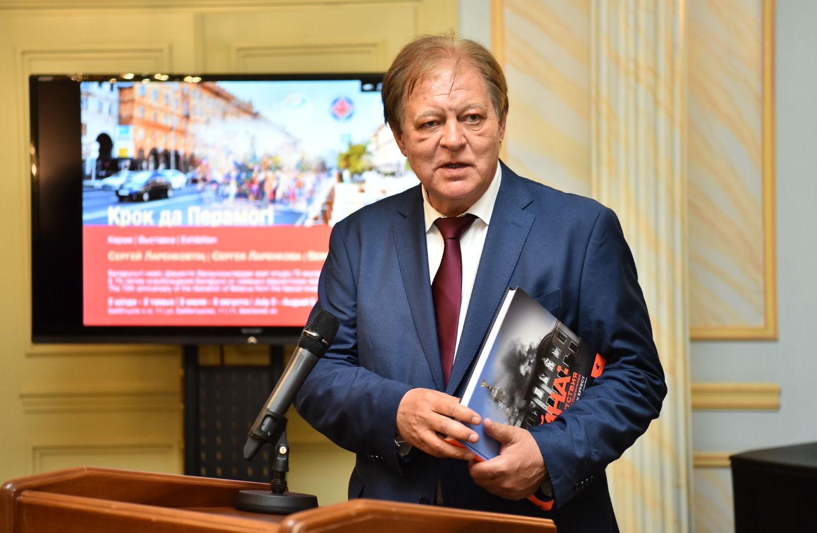 Руководитель Российского центра науки и культуры в Нур-Султане Константин Воробьев