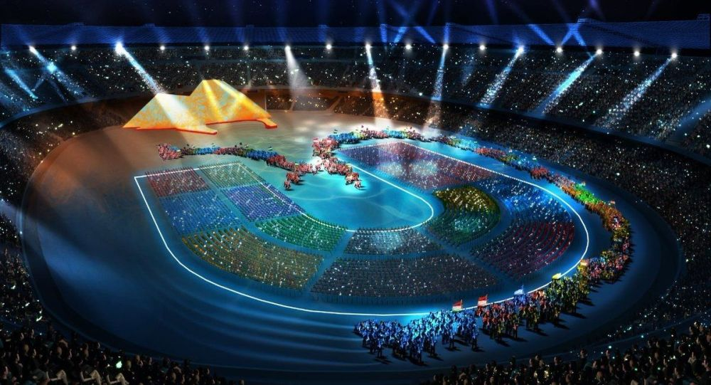 В Неаполе пройдет церемония открытия летней Универсиады 2019