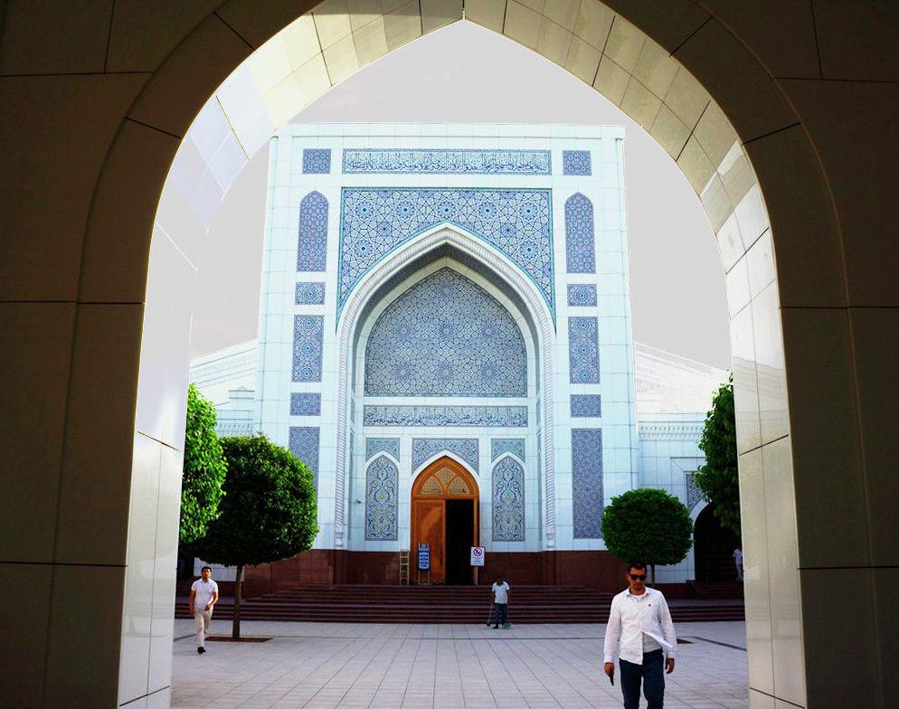 Мечеть Минор в Ташкенте