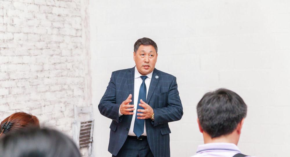 Руководитель проектов ПРООН по вопросам сохранения биоразнообразия и экосистем Талгат Кертешев