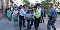 Астана күні өткен заңсыз митинг